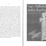 929# R. Perlak, Ilustration for doctor J. Morawiec s -Hallfred Saga-, 2011