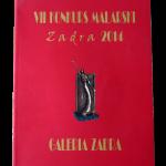 683# Group Exhigition, 2014, Gallery ZADRA in Warsaw, catakig