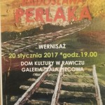 685# Solo Exhibition, 2017.01-02, The Coultur House in Rawicz Town, a poster