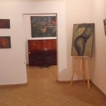 687# Solo Exhibition, 2017.01-02, The Coultur House in Rawicz Town, photo 05