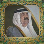 769# Hamad bin Khalifa Al Thani (detail)