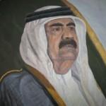 770# Hamad bin Khalifa Al Thani (detail)